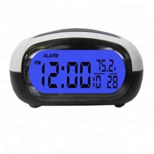 Это приложение сообщает пользователю текущее время, когда вы в настоящее время не в состоянии взглянуть на ваши часы, например, вы едете на велосипеде или на мотоцикле, ведете машину или вы лежите утром в своей постели и хотите знать, который сейчас час и можете ли вы продолжать спать.