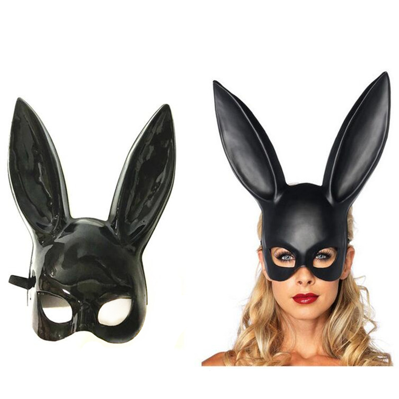 Brand new and high qulaity. Made of high quality material,durable and safe  to wear. Cute and funny rabbit ears mask, make your more attractive and  lovely.