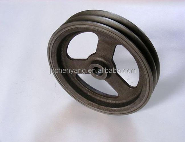 Carbon steel material A B C SPA SPB SPC V belt pulley