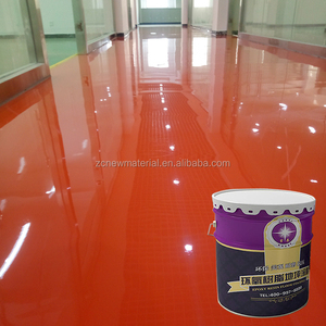 ZC-311E Solvent Free Self-leveling Epoxy Resin Floor Paint