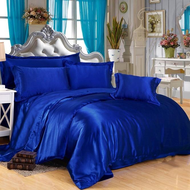 Yintex 100 Mulberry Silk Duvet Cover Sets Silk Pillowcase