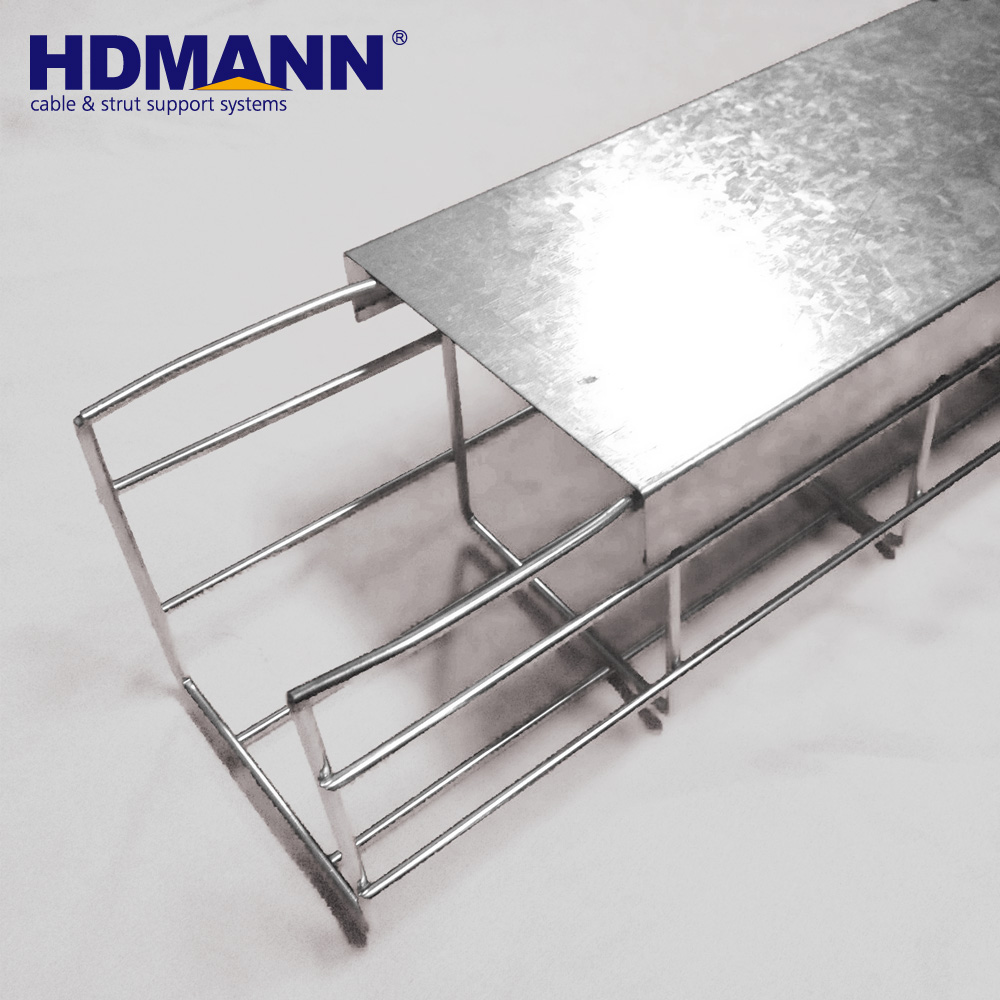Hdmann Zinc Plated Cablofil Cable Tray Wire Hanging Baskets ...