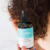 Natural Organic Nourishing beach weave and curly hair private label sea salt hair spray