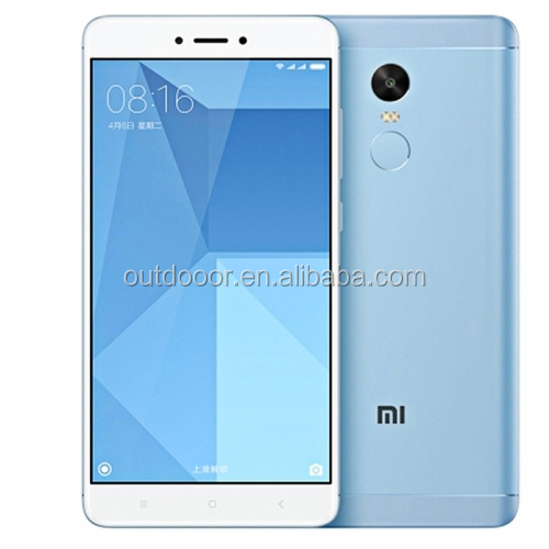 Global international Version original Xiaomi Redmi Note 4X smartphone 5.5 inch 4GB+64GB Snapdragon Fingerprint 4G mobile <strong>phone</strong>
