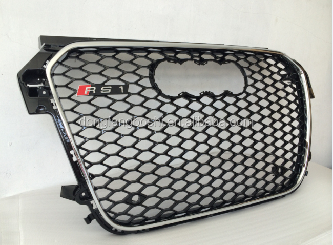 front grille for audi A1 S1 RS1 .2014-2015 for audi A1 modded S1 RS1