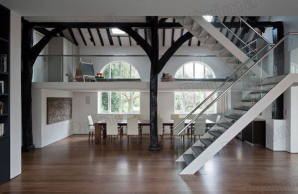 Customized Australia Standard Railings For Indoor Stairs Price, Staircase  Railing Design