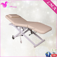 Effective flexible beauty salon electric water massage beauty bed