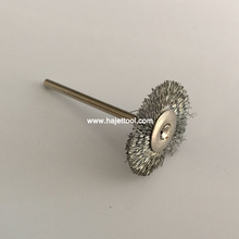 Jewellers Tool Stainless Steel Wire Wheel Brushes for Die Grinde