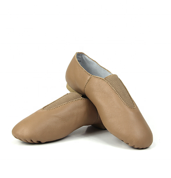 JW Central Gore soft dance footwear Leather Jazz Shoe