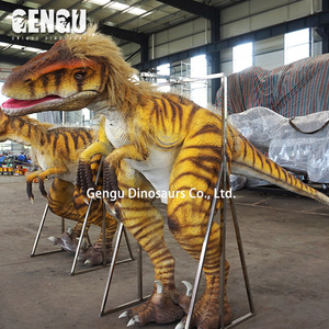 Realistic Dinosaur Clothing Carnival Costumes Made In China