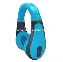 Multi-color high quality cheap wholesale headphone comfortable portable wireless headphone