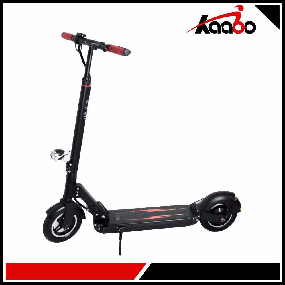 Kaabo New Products 2017 China Motorcycle Factory 2 Wheels Mini Scooter For Adults