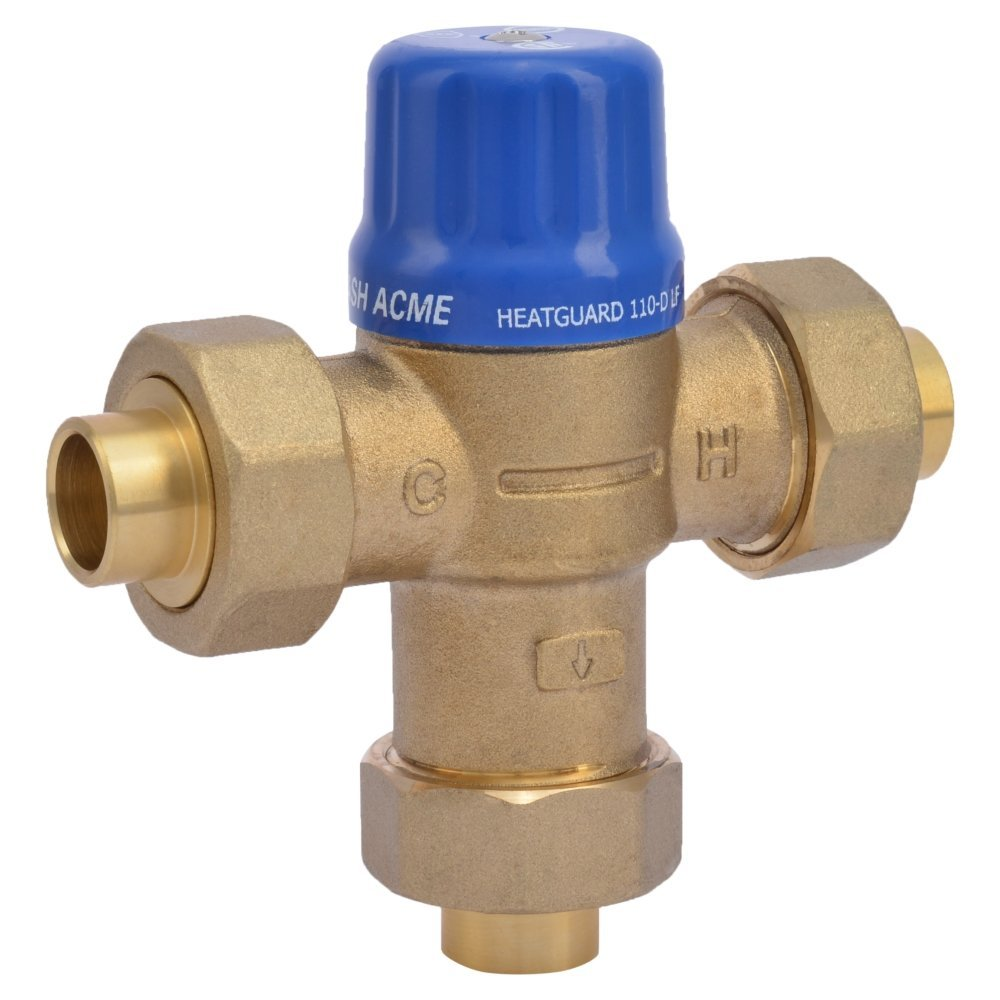 Male Inlet Cash Acme 16938-0150 Fvmx-3C Commercial Temperature And Pressure Relief 1-Inch Valve