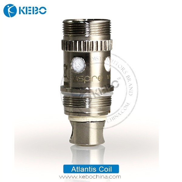 Best original 0.5/ 0.8/ 1.0 aspire atlantis coil head Atlantis coil great deal by kebo