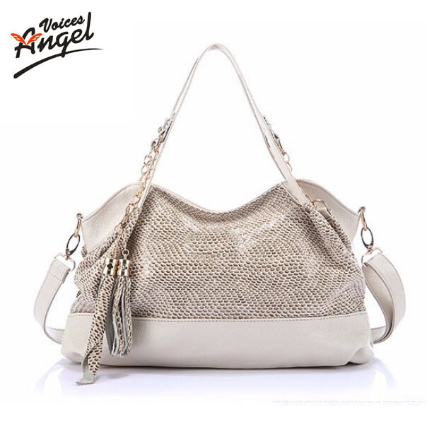 Buy Angel Voices! Genuine Leather Bag for Women Messenger Bags Women  Leather Handbags Women Bag Ladies Desigual Crossbody Bag XP025 in Cheap  Price on ... e2de82ea7f073