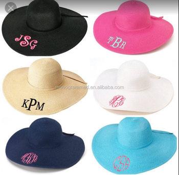 Sunshine Floppy Beach Hat e4bb98943e83