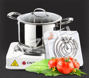 2015 new model electric stove 1000w portable electric cooking heater