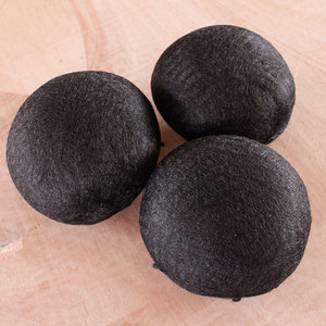 Wholesale price synthetic hair padding synthetic hair buns for sale