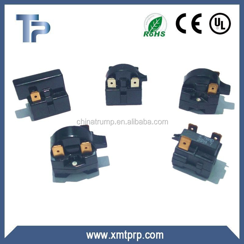 refrigeration compressor start relay