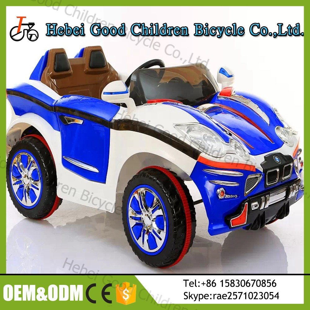 Baby plastic electric car for kids cheap toys kids for Motorized cars for 6 year olds