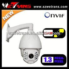 WETRANS IPPTZ062-1.3MP Onvif 16X Optik Zoom 150 m IR Hız <span class=keywords><strong>Dome</strong></span> <span class=keywords><strong>Kamera</strong></span>