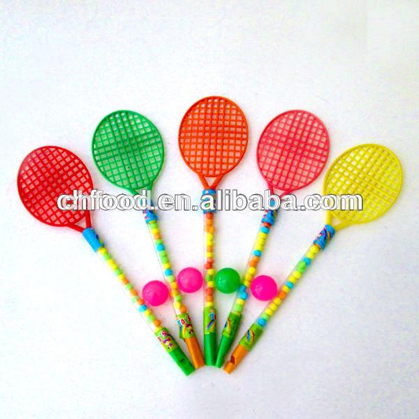 raquette de tennis enfants jouets bonbons en plastique de. Black Bedroom Furniture Sets. Home Design Ideas