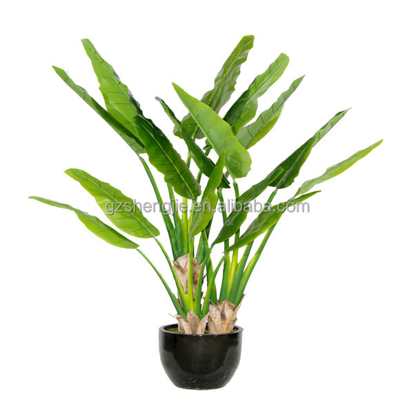 Wholesale Artificial Bonsai Plants And Tree,Artificial Banana ...