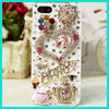 Hot Sales For Crystal iphone Case With Bling Stone