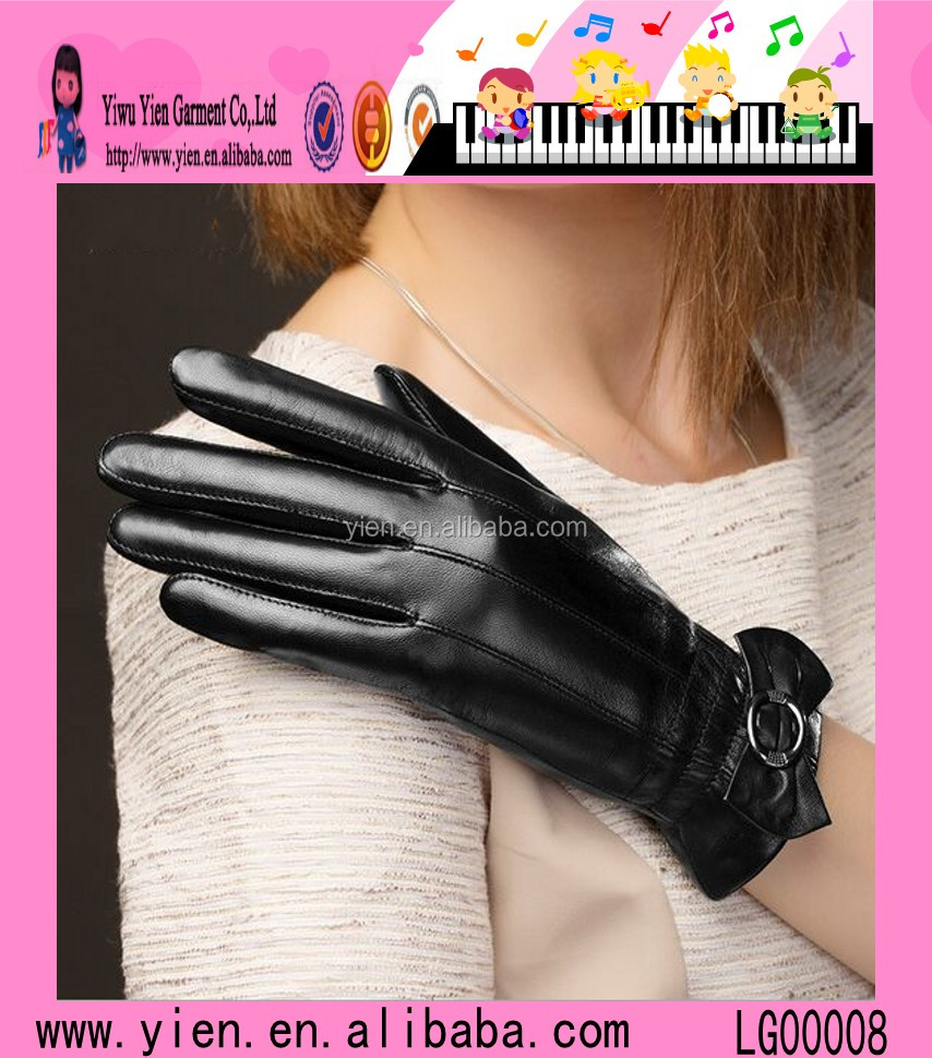 Womens leather smartphone gloves - Sexy Women Leather Gloves Sexy Women Leather Gloves Suppliers And Manufacturers At Alibaba Com