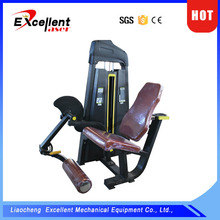 seated leg curl strength machine/commercial fitness machine/ sports machine gym equipment