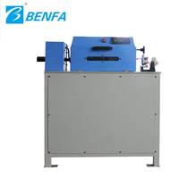 BENFA 2017 automatic efficient high pressure water hose Plumbing pipe cutting machine