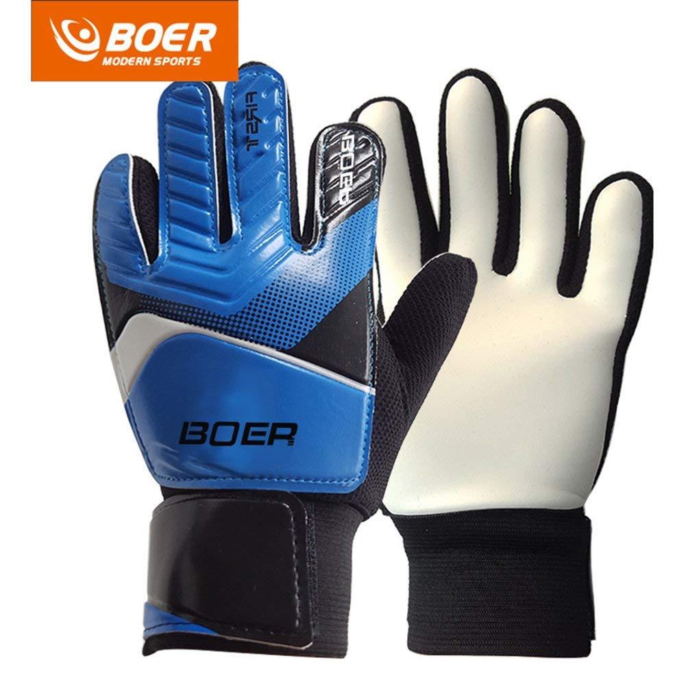 3878b3251 Get Quotations · Prom-near Children's Goalkeeper Gloves Anti-Slip Soccer  Gloves American Football Gloves - Sizes