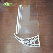 Aluminum awning brackets /retractable awning hardware /door awnings lowes