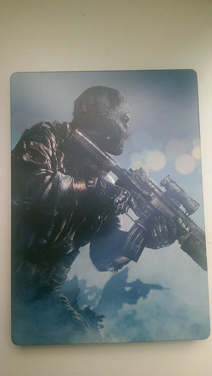 Call of Duty: Ghosts XBOX 360(MFG Age: 17 years and up)(With 20,000 possible combinations, this is the most flexible and comprehensive character customization in Call of Duty history)