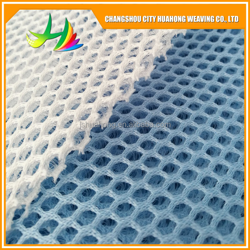 3d sandwich air spacer mesh fabricect for shoe,<strong>thick</strong> mesh fabric
