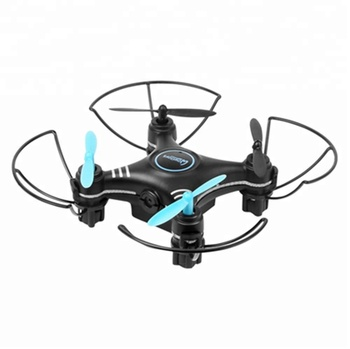 Mini Quadcopter RC Drone HD Camera with Led Light