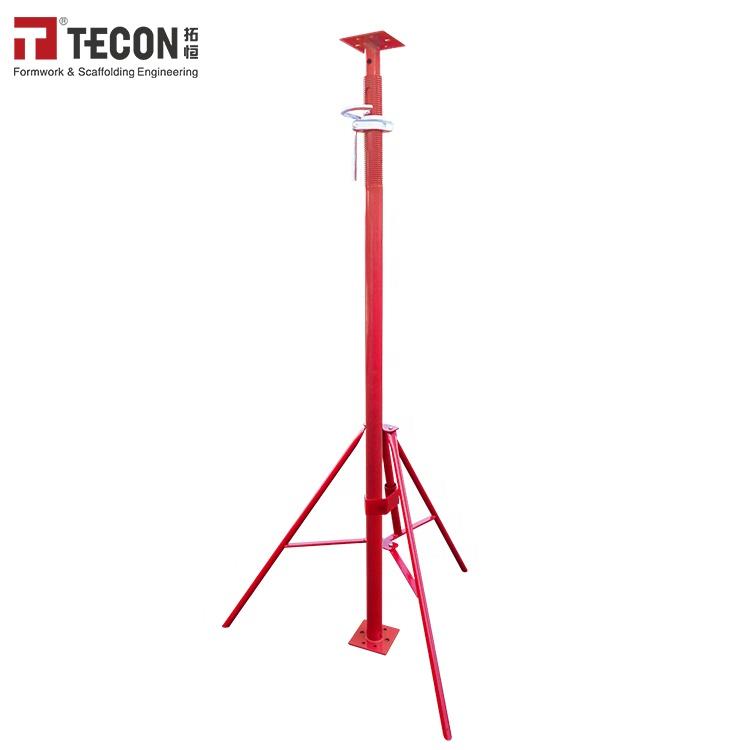 TECON AS3610 Standard Couleur Peinture Q345 Coffrage En Acier Prop