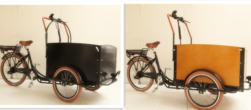 dutch style cargo bike front box bicycle electric three wheeler cargo bikes buy three wheeler. Black Bedroom Furniture Sets. Home Design Ideas