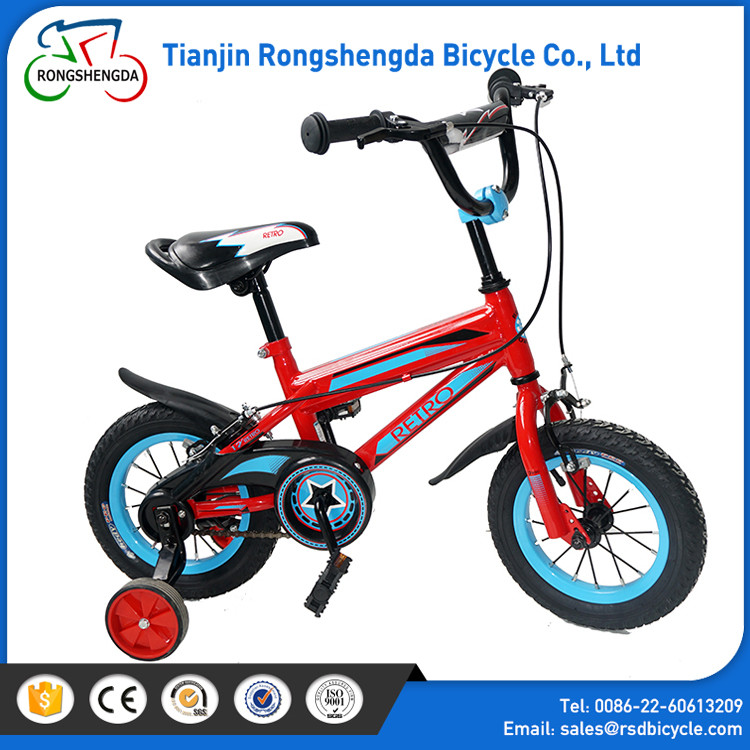 12 inch steel frame alibaba stock price child bicycle made in China /Yes training wheel a bike for kid /children baby bicycle