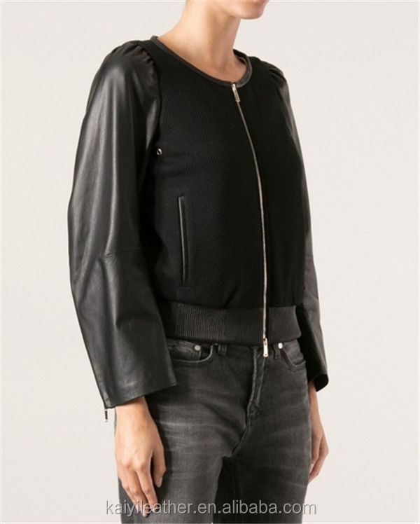 Leather Jacket Garment Factory In Bangladesh Sale