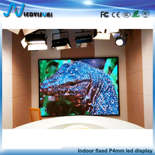 Wholesale SMD Stage indoor p4 fixed display 4mm led video wall digital led video screen