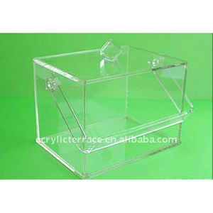 Acrylic Ice Container