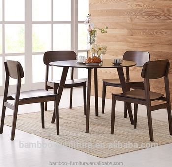 bamboo modern furniture. Bamboo Modern Dining Room Chairs 100% Material Hotel And Restaurant Used Furniture