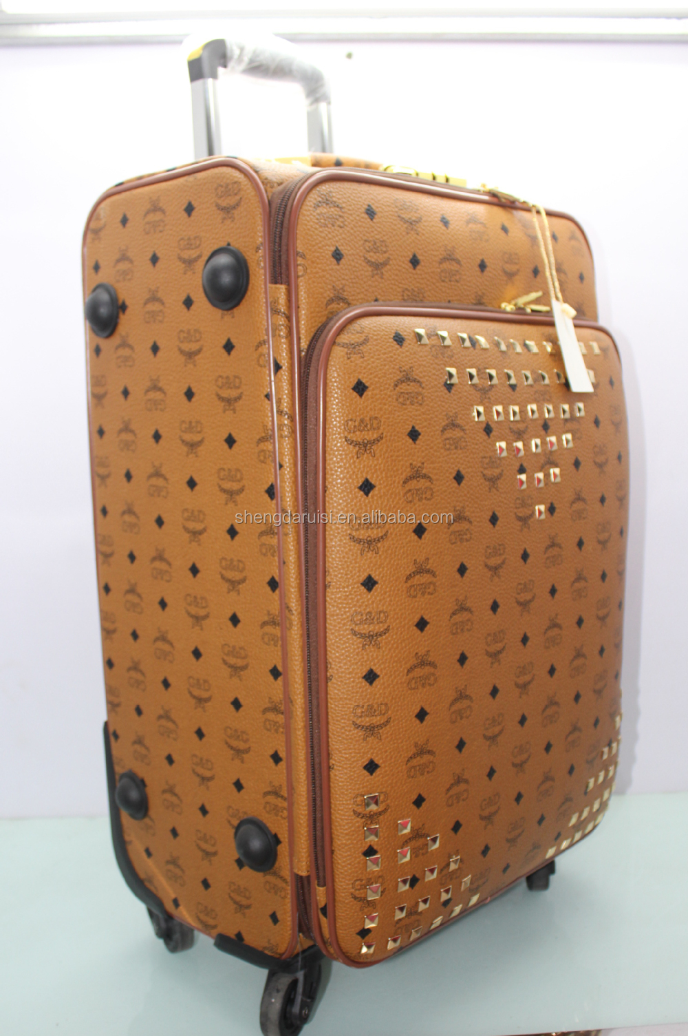 Ladies Unique Cute Carry On Luggage Bag - Buy Ladies Carry On ...