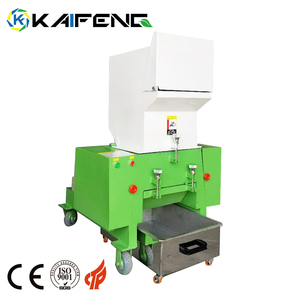 Small Plastic Cup Can Recycling Crusher Machine For Pp Woven Bag