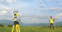Ultra long measurement distance total station robotic highest accuracy total station