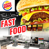 Commercial Used Fast Food Restaurant Kitchen Equipment Machine