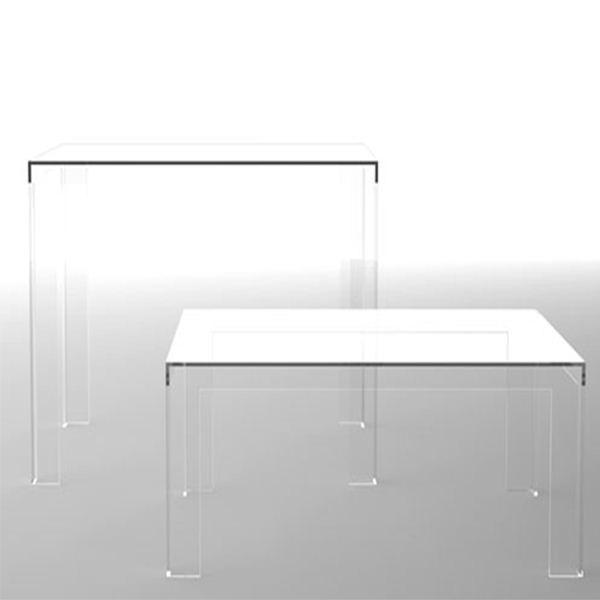 luxury transparent perspex furnitureluxury home furniturecrylic furniture lucite snack table acrylic perspex furniture