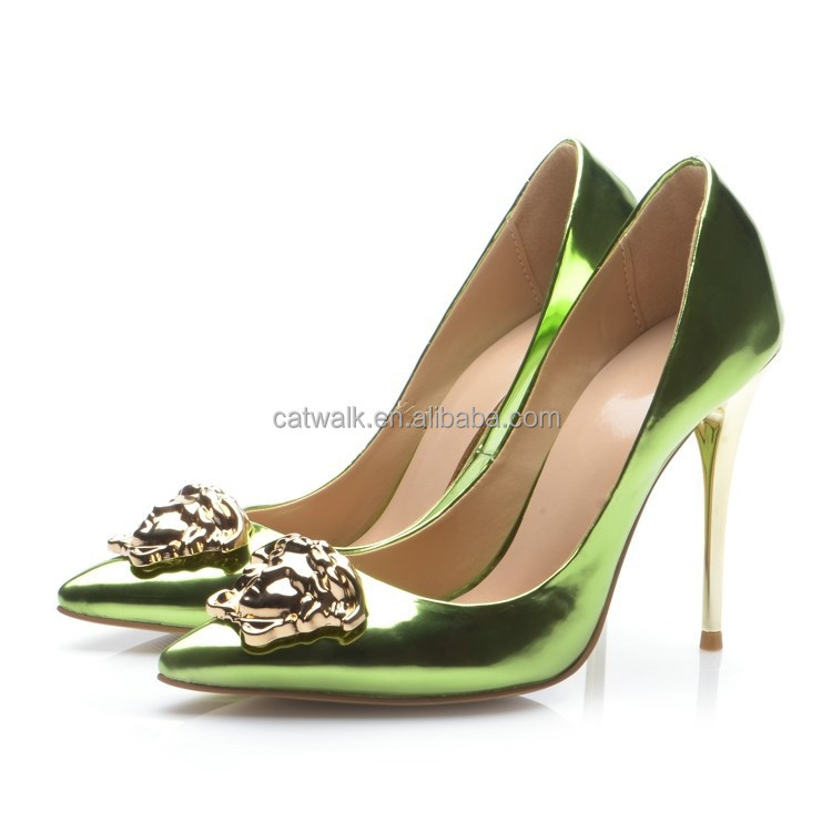 Chaussure A Talon Femme De Marque