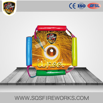 Chinese Pyro Spinning Fire Wheels Fireworks Wheel - Buy Fireworks  Wheel,Spinning Fire Fireworks Wheels,Chinese Pyro Rotating Spinning Fire  Wheels